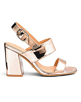 Sole Diva Darcy Sandal EEE Fit
