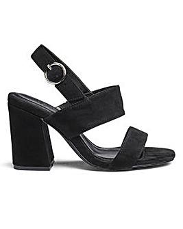 Sole Diva Darcy Sandal E Fit