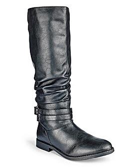 Sole Diva High Leg Boots E Fit