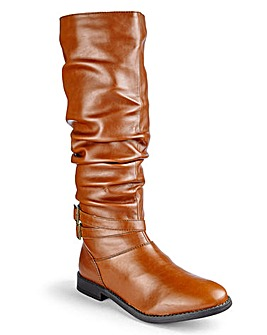 Sole Diva High Leg Boots EEE Fit