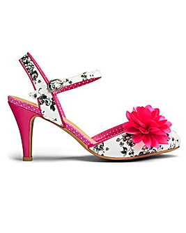 Joe Browns Corsage Shoes E Fit