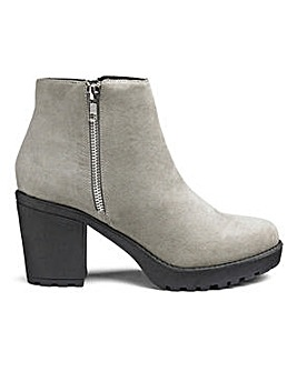 Sole Diva Kate Chunky Boot E Fit