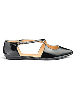 Sole Diva Saskia Cross Strap E Fit