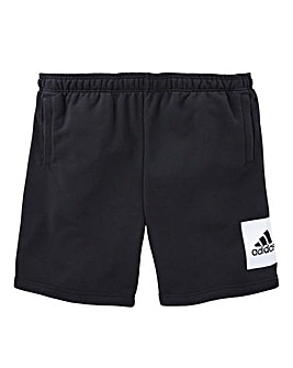 adidas Logo Fleece Shorts