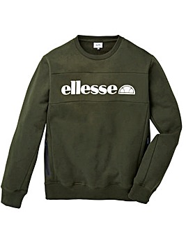 Ellesse Carzino Crew Neck Sweat Reg