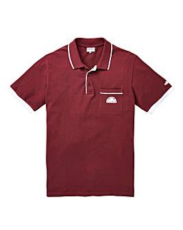 Ellesse Bachman Pique Pocket Polo L