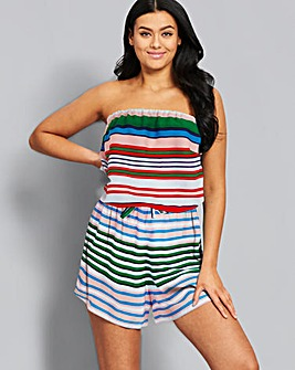 Beach to Beach Playsuit