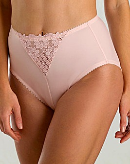 Miss Mary Pink Shaping Briefs