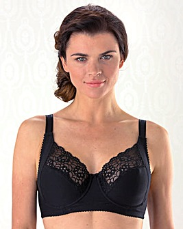 Miss Mary Wired Cotton Bra