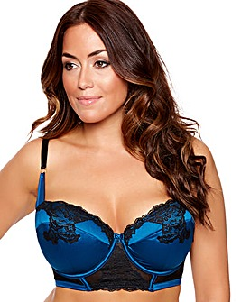 Ann Summers Applique Balcony Bra