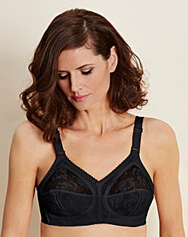 PRESS Triumph Doreen NonWired Black Bra