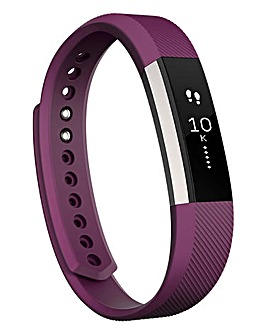 Fitbit Alta Fitness Band Plum Large