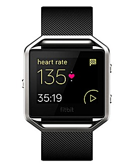 Fitbit Blaze Smartwatch Black Small