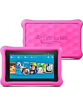 Kindle Fire Kids Tablet - Pink