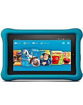 Kindle Fire Kids Tablet - Blue
