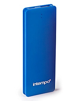 Intempo 2600mAh Slim Power Charger