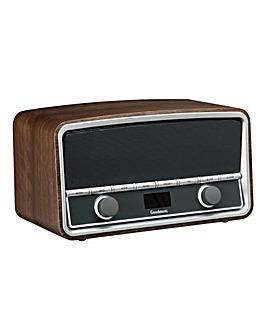 Goodmans Vintage DAB Radio