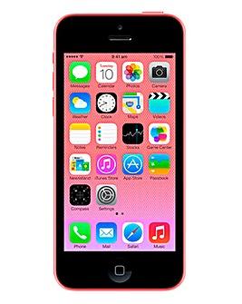 O2 Iphone 5c 8gb Pink