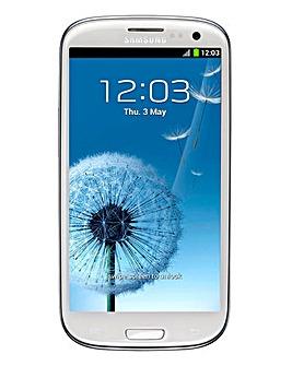 O2 Samsung S3 Neo White