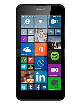 O2 Microsoft Lumia 640