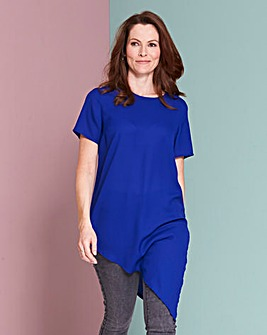 Blue Asymmetric Top