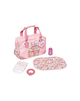 Baby Annabell Doll Changing Bag.