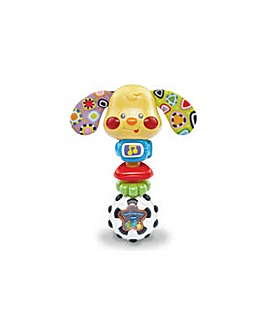 VTech Puppy Rattle Activity Toy.