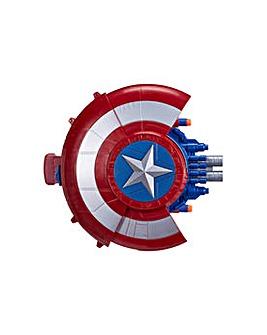 Civil War Blaster Reveal Shield.