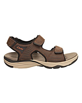 Clarks Wave Leap Sandals G fitting