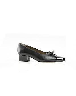 Van Dal Daybreak - Black / Patent Shoe