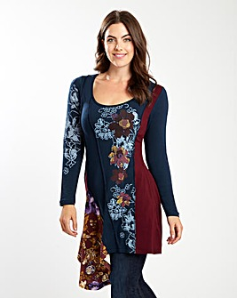 Joe Browns Floral Print Jersey Tunic
