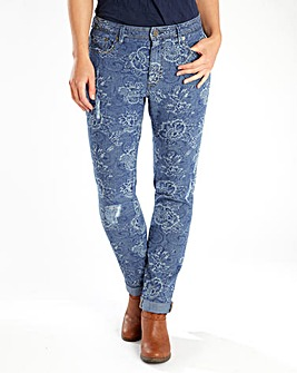 Joe Browns Perfect Printed Jeans