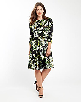 Joe Browns Peggy Sue Scuba Dress