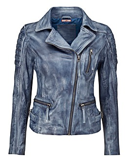 Joe Browns Rock Star Leather Jacket