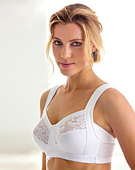 Miss Mary ComfortableCotton NonWired Bra
