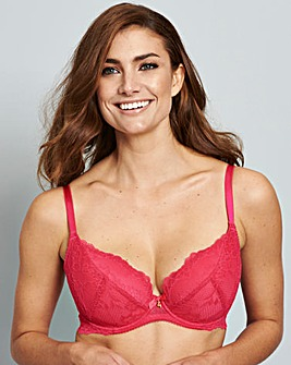 Gossard Superboost Lace Bright Rose Bra