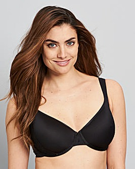 Berlei T Shirt Wired Black Spacer Bra