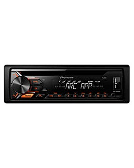 Pioneer FM/AM USB AUX CD Car Stereo.