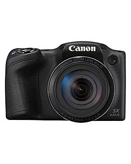 Canon 20MP 45x Zoom Bridge Camera