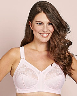 Triumph Doreen Non Wired Pink Bra