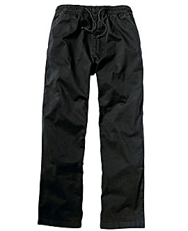 Premier Man Cotton Rugby Trousers 29in