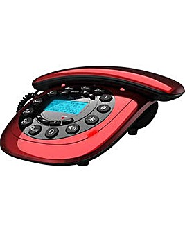iDECT Carrera Corded Telephone - Single.