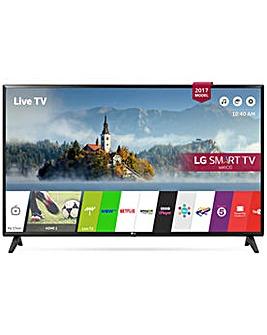 LG 43LJ594V 43 Inch Smart Full HD TV.