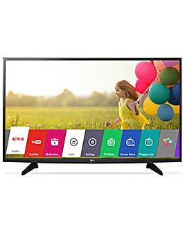 LG 49 Inch 49LH570V Full HD Smart LED TV