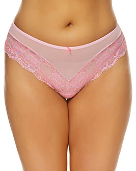 Ann Summers Sexy Lace Pink Shorts