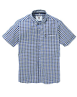 Lambretta Multi Gingham Shirt Regular