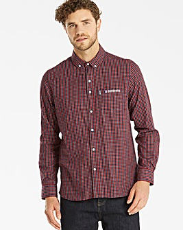 Lambretta Multi Gingham Shirt Long