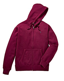 French Connection Zip Through Hoody