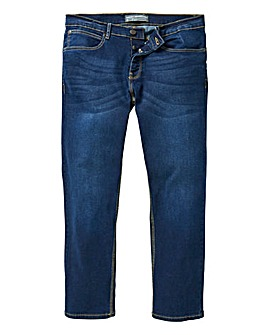 French Connection Straight Jeans 33In