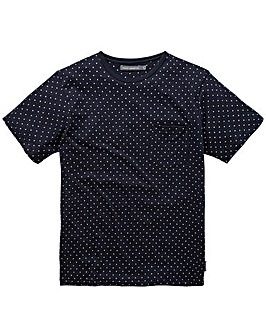 French Connection Dot Pocket T-Shirt